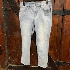 NWT Chico's ankle jeans